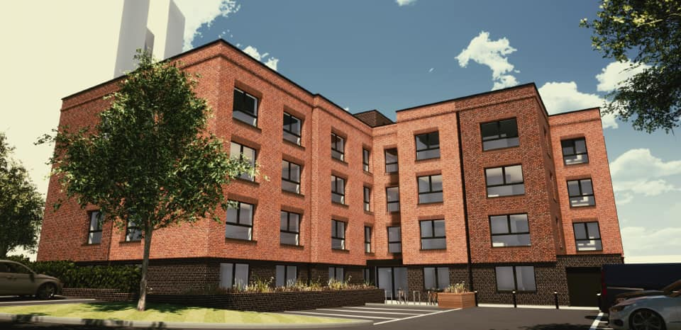 New Council Apartments for Clifton